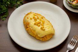 Omelete de Frango Catupiry