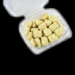Biscoito Santa Luzia Sequilho Sem Açúcar 100 g