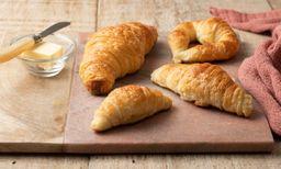 Pão Santa Luzia Croissant Simples Medialuna Pequeno 25 g
