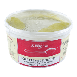 Sopa Santa Luzia Creme De Ervilha 450 g