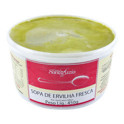 Sopa Santa Luzia Ervilha Fresca 450 g