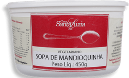 Sopa Santa Luzia Mandioquinha 450 g