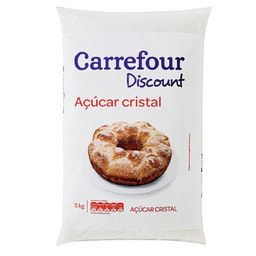 Açúcar Cristal Carrefour 1 Kg