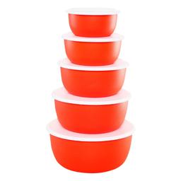 Conjunto De Potes 5 Peças Carrefour Ho302016