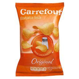 Papas Fritas Carrefour Cheddar  140 g