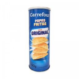 Papas Fritas Carrefour Original 140 g