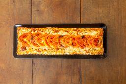 Torta fit de queijos