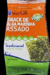 Snack De Alga Marinha Tradicional 5 g