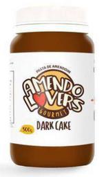 Pasta De Amendoim Amendo Lovers Gourmet Dark Cake 500 g