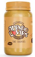 Pasta Amendoim Amendo Love Cookies 500 g