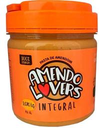 Pasta De Amendoim Amendo Lovers Gourmet Integral 1 Kg