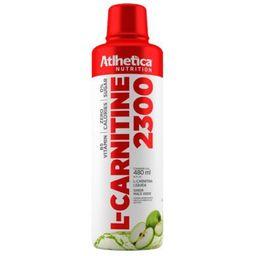 Atlhetica L-Carnitine 2300 Maçã Verde 480 mL