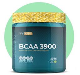 SNC Sports Bcaa 3900 Lemon (5:1:1) 300 g