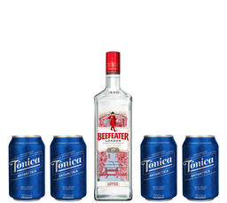 Combo Gin Beefeater + Tônica