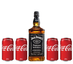 Combo Jack & Coke