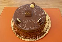 Torta de Mousse de Chocolate - Inteira