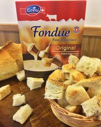 Fondue Suíço + Pão Italiano - 11478