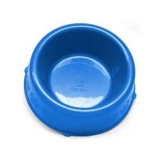 Pet Injet Comedouro Pata Azul Para Cães Filhotes