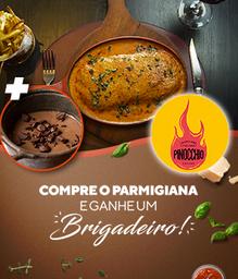 Filetto Alla Parmigiana + Brigadeiro Della Nonna