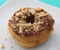 Donuts de Paçoca Vegano
