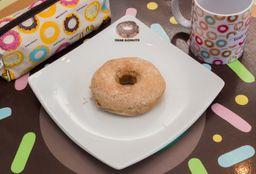 Donuts de Açúcar e Canela Vegano