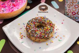 Donuts de Chocolate Vegano