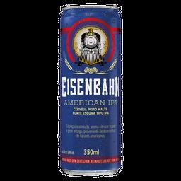 Cerveja Eisenbahn Ipa Sleek Lt. 350 Ml