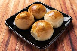 Pão de Batata Recheado - 3 Unidades