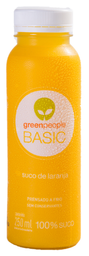 Suco Laranja Green People - 250ml