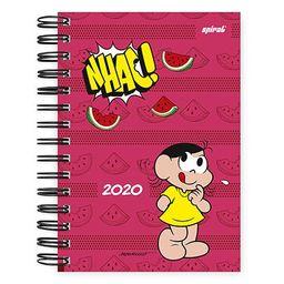 Agenda diária Turma da Mônica 2020 20046 Spiral Tdm