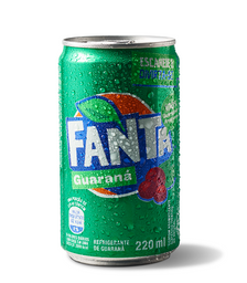 Fanta Guaraná - 220ml