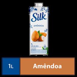 Silk Amêndoa 1L