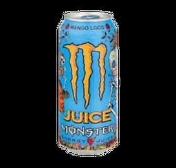 Energético Monster Mango Loco Lata 473 mL