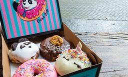 Dream Box - 4 Unidades - Desconto de R$0,50 por Donut