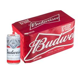 Leve 8 - Cerveja Budweiser 8 Und