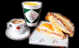 Monte seu Café da Manhã