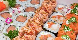 60 Peças de Sushi