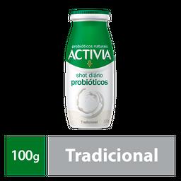 leve 3 und - Leite Fermentado Activia Shot Probióticos 100g