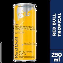 Leve 3 - Energético Red Bull 250ml Edição Tropical