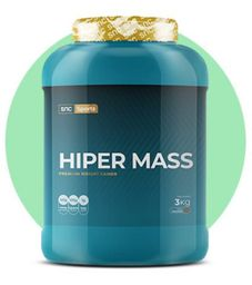 Snc Sports Hiper Mass Chocolate 3 Kg