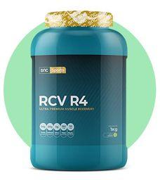 Snc Sports Rcv R4 Lemon 1 Kg