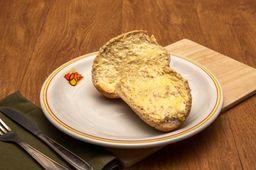 Pão Francês Integral com Manteiga
