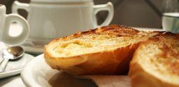 Pão na Chapa - pão de sal