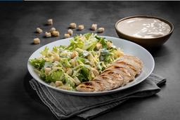 Salada Caesar + Frango Grelhado