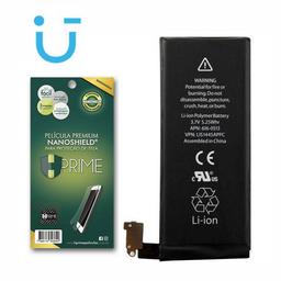Bateria iPhone 6 Plus + Pelicula ant impacto