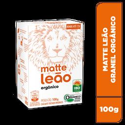 Matte Leão Chá Leão Mate Orgânico