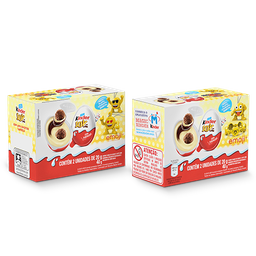Chocolate Kinder Joy C Surpresa Crazy Friends 40 g