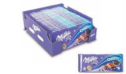 11.12% em 2 Unid Milka Chocolate e Oreo