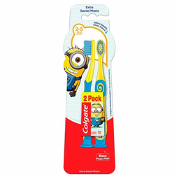 Escova Dental Colgate C 2 Smiles Minions