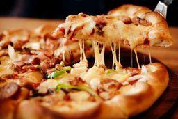 109. Pizza de charque com catupiry